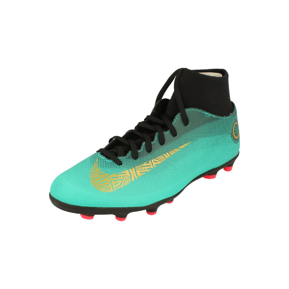 huge discount 545a8 521b3 Nike Superfly 6 Club Cr7 Mg Mens Football Boots Aj3545 Soccer Cleats