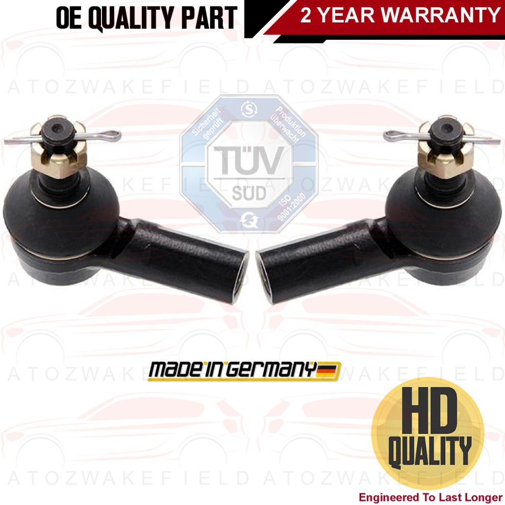 FOR HONDA ACCORD 2.2 TYPE R OUTER STEERING RACK TRACK TIE ROD END ENDS RODS