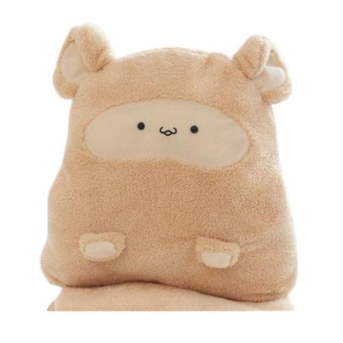 Plush Birthday Gift Dakimakura/Throw Pillow(40cm),BROWN MOUSE