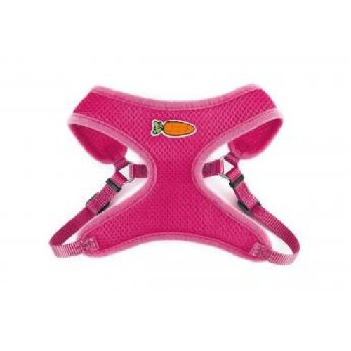 Small Animal Mesh Harness & Lead Set Pink Large
