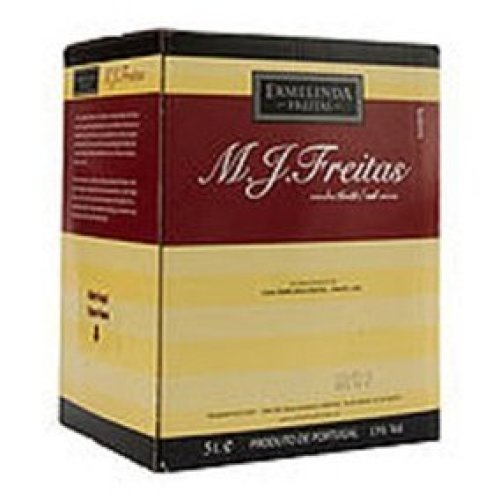 Ermelinda Freitas Red Wine BAG-IN-BOX - 2 x 5 Lt