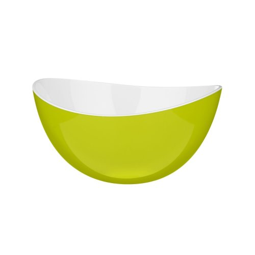 Serving Bowl, Lime Green