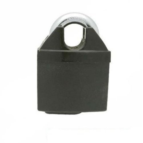 61mm Silverline Close Shackle Padlock - 245032 60mm -  shackle close padlock silverline 61mm 245032 60mm