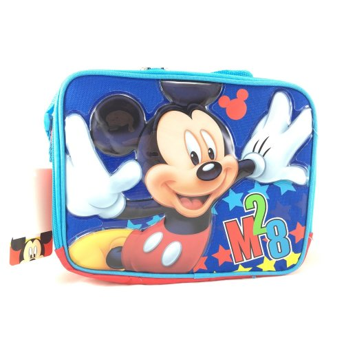 Lunch Bag - Disney - Mickey Mouse New 661427