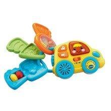 Vtech My 1st Car Key Rattle Multicoloured