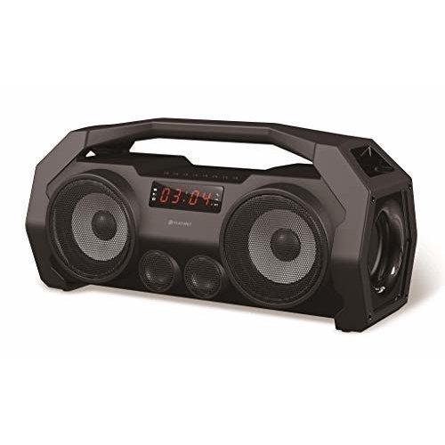 PLATINET Boombox Bluetooth Wireless Stereo Speaker, 1800mAh, Fm Radio