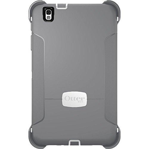 big sale 3e971 161ba OtterBox Defender Series for Samsung Galaxy Tab Pro 8 4 White Gunmetal Grey  77 40500