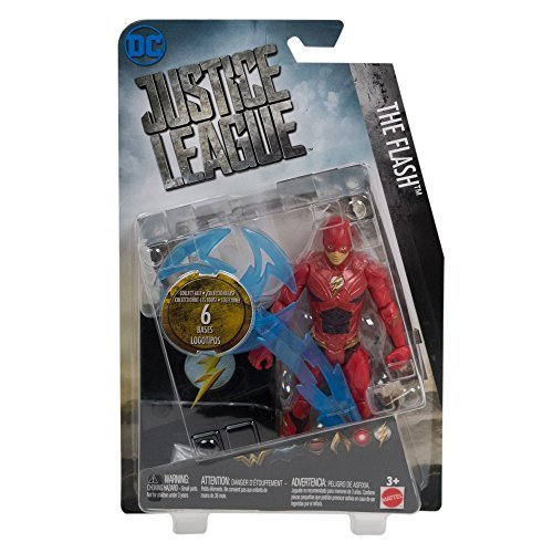 DC Comics Justice League the Flash Action Figure, 6