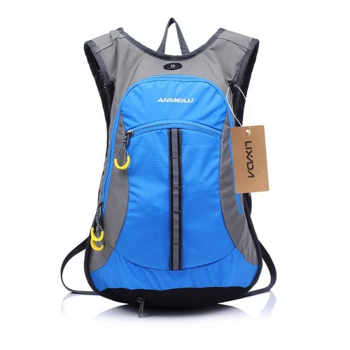 7995d0f67 Lixada 15L Bike Backpacks Waterproof Cycling Backpack for Outdoor Mountain  Bicycle Travel Hiking Camping Running on OnBuy