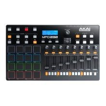 Akai MPD232 Feature Packed Pad Controller