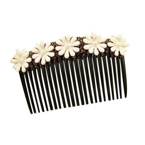 Pack of 2 Charm Fashion Lady Hair Clips Hair Combs Pins Girl Hair Decorations
