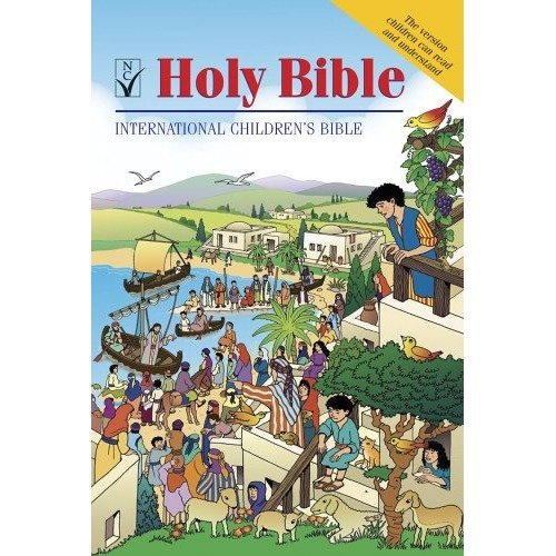 International Children's Bible: New Century Version (bible Ncv)
