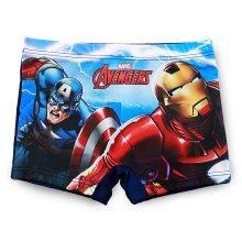 Avengers Swimming Boxers - Navy