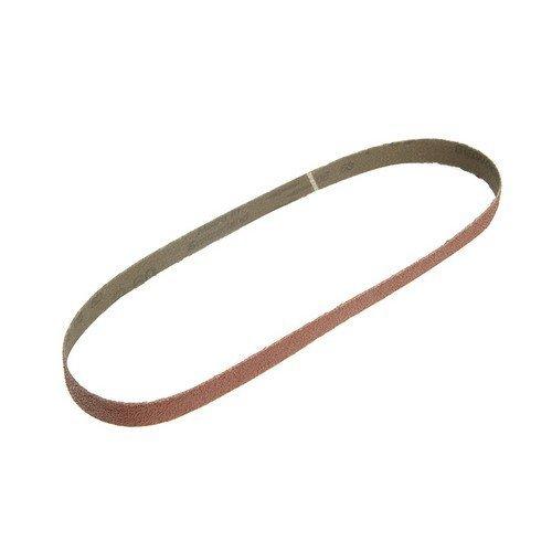 Black & Decker X33381 Aluminium Oxide Sanding Belts 451mm x 13mm 120g Pack of 3