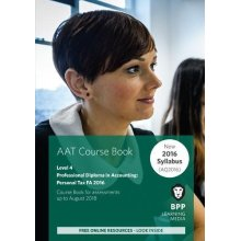 AAT Personal Tax FA2016 (2nd Edition): Coursebook