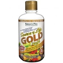 Natures Plus - Source of Life Gold Liquid 887Ml