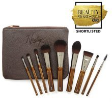 Nanshy The Necessities Makeup Brush Set Vegan Collection