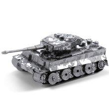 Metal Earth 3d Model Kit - Tiger I Tank