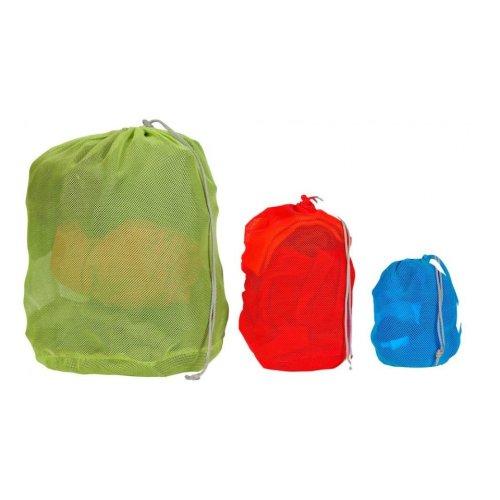 Vango Mesh Bag Travel Camping Set - Pack of 3