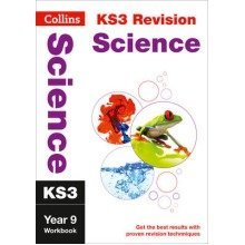 Collins Ks3 Revision and Practice - New Curriculum: Ks3 Science Year 9 Workbook
