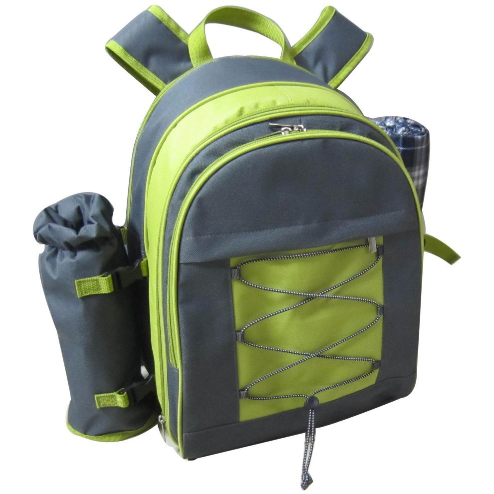 Vivo 4 Person Carry On Al Fresco Picnic Backpack on OnBuy
