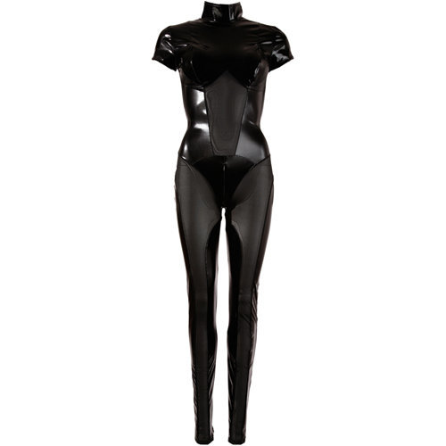 Jumpsuit Kiara black Medium Ladies Lingerie Party Clothing - Cottelli Collection