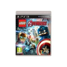 Lego Marvel Avengers Sony Playstation Ps3 Game