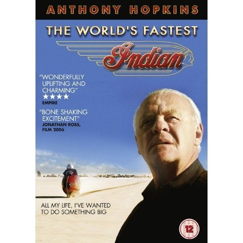 The World's Fastest Indian | DVD