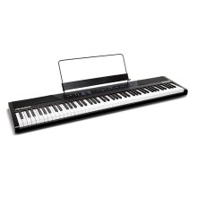 Alesis Recital 88 Key Semi Weighted Digital Piano With Built In Speakers