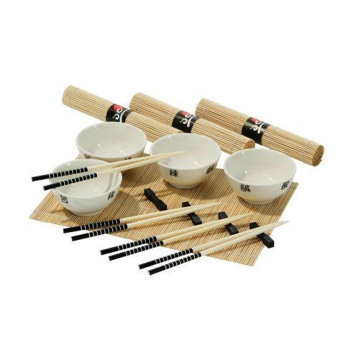 16Pc Chinese Dining Set