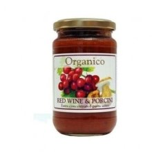 Organico - Red Wine Porcini Sauce 360g