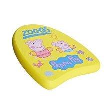 Peppa And George Mini Kickboard - Zoggs -  peppa kickboard george mini zoggs