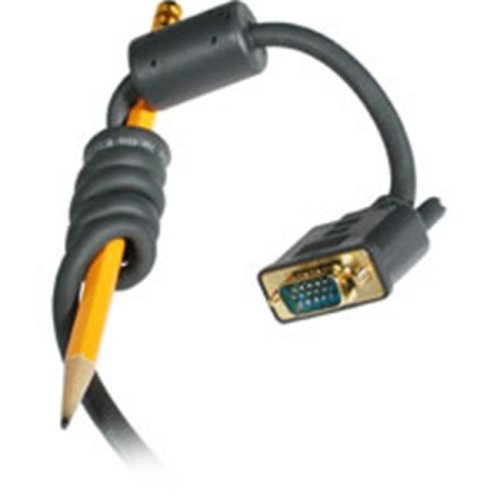 Cables To Go 28248 75ft FLEXIMA HD15 M-M UXGA MONITOR CABLE