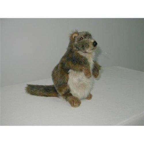 Marmot Puppet Plush Toy