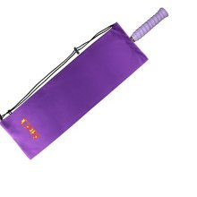 Flannelette Badminton Racket Bag,Purple