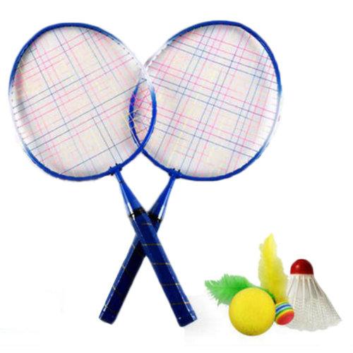 Great Kids Badminton Racquet Tennis Rackets Outdoor Sport Toys -A6