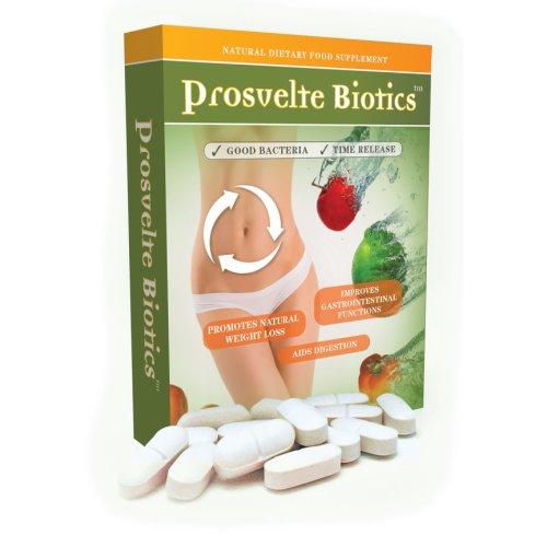 Prosvelte Biotics® - 30 day probiotic diet plan