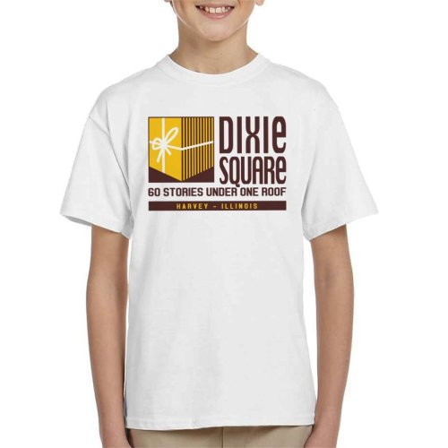 Dixie Square Mall Blues Brothers Kid's T-Shirt