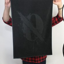 Black Queens Of The Stone Age Q Towel -  black queens stone age towel