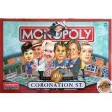 Coronation Street 40 Years Special Edition Monopoly Family Board Game Brand New Sealed