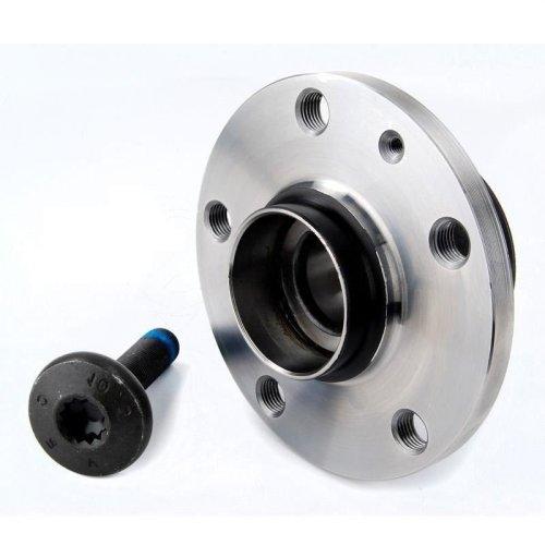 Vw Passat Cc 2008-2016 Rear Hub Wheel Bearing Kit Inc Abs Ring