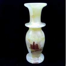 Onyx Marble Small Vase Gemstone Ornament