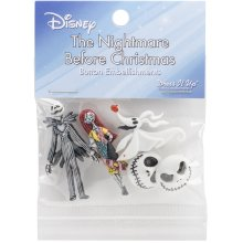 Dress It Up Licensed Embellishments-Disney The Nightmare Before Christmas
