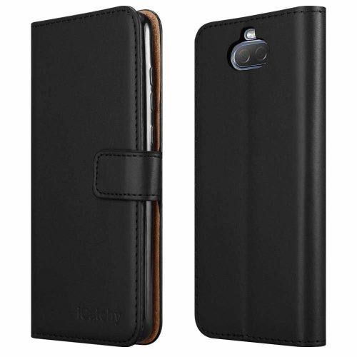 For Sony Xperia 10 Phone Wallet Book Leather Case