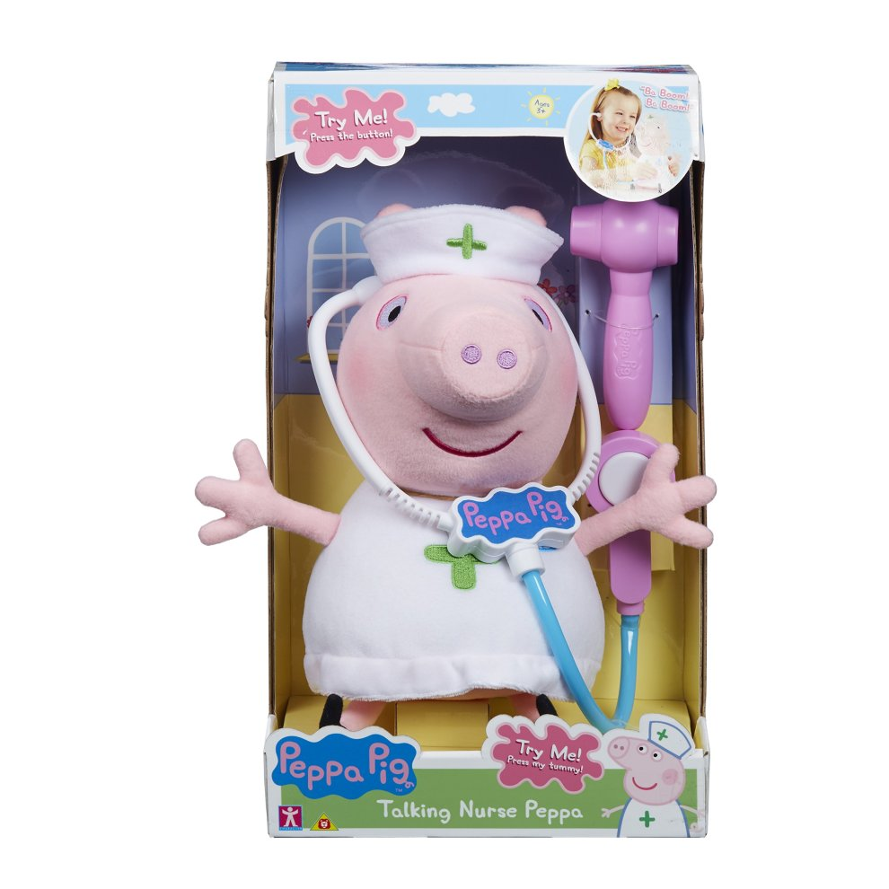 Peppa Pig 6713 Nurse Toy, Multi-Colour