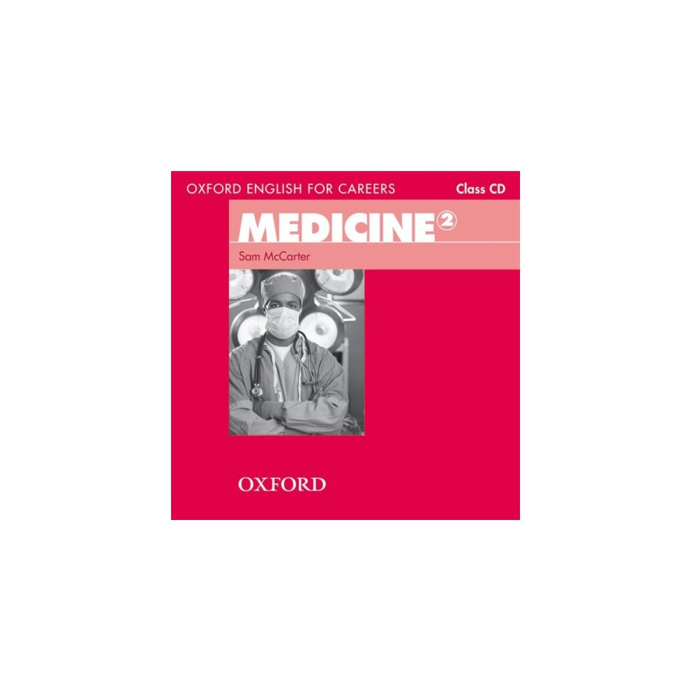 Oxford English For Careers Medicine 2 Students Book