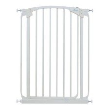 Dreambaby Extra Tall White Safety Gate 71-82cm - F190w