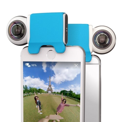 Giroptic iO - HD 360 Degree Camera for iPhone and iPad