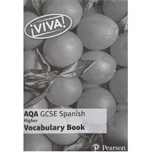 Viva Aqa Gcse Spanish Vocabulary Book
