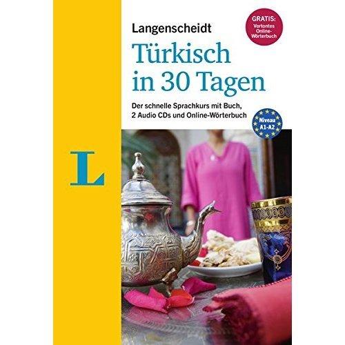 Langenscheidt Türkisch in 30 Tagen - Set mit Buch und 2 Audio-CDs: Der schnelle Sprachkurs